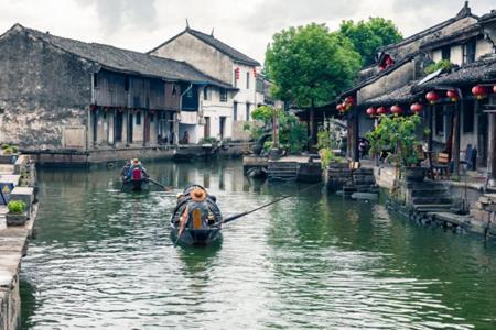 融创、深融文旅签约开建绍兴黄酒小镇项目