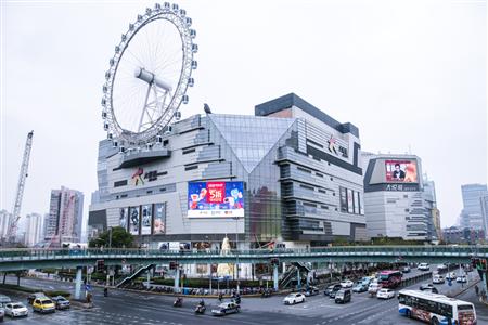春来复苏,大悦城在汉第二项目开工