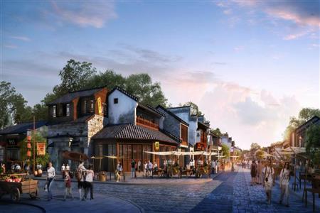 澄江广龙旅游小镇 开启云南特色小镇数字化时代