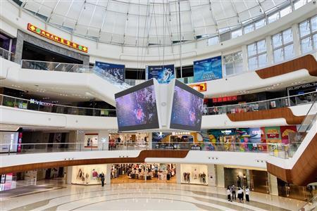 广州商场生存现状:比想象中要好
