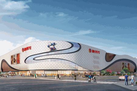 2020年9月将亮相 成都融创茂演绎未来购物中心的模样