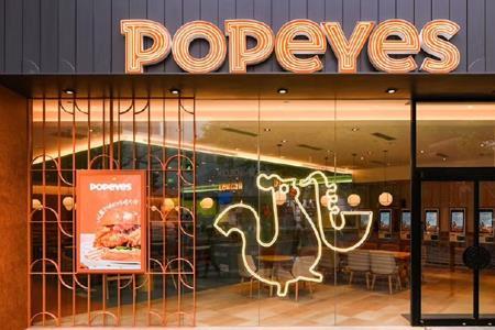 """""""炸鸡神话""""Popeyes魔都开首店,下一家店依旧是上海"""