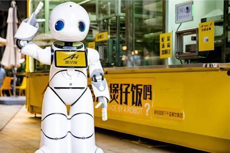 两会报道| 碧桂园杨国强:机器人建房条件已经具备
