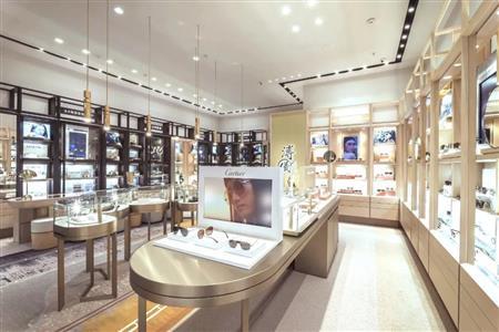 溥仪眼镜云南首店亮相昆明 带来高端眼镜新体验