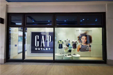 快时尚先驱GAP来郑州了,5月28日在郑州首创奥莱开业!