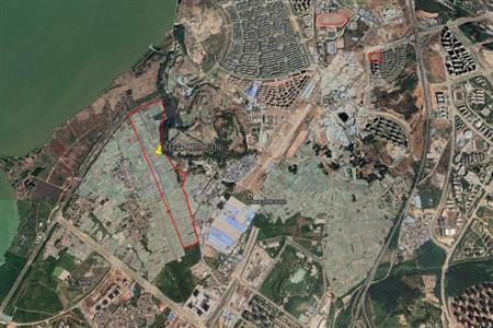 昆明派拉蒙主题公园有望4年后开业 仅有2个翠湖大小