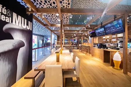 MUJI开了首家机场餐厅,除了提供餐饮还能带来什么?