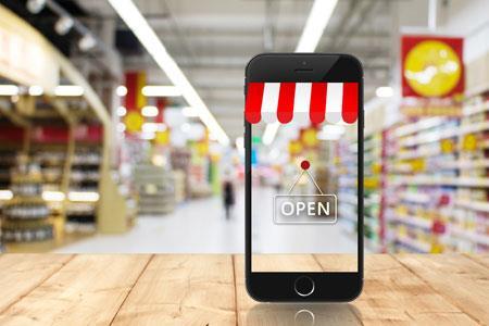 1-5月份全国社消总额下降13.5% 网上实物商品零售同比增长11.5%