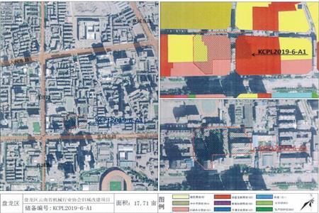 恒烁置业3.07亿斩获昆明东风广场片区地块 主要为商业性质