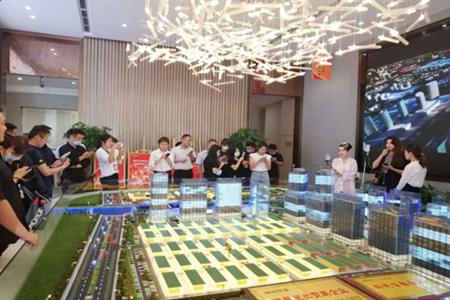 丝路源点,时代先机  西安华南城尚都SOHO线上发布活动圆满成功