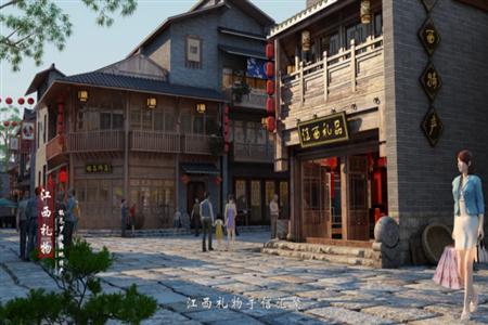 """让江西手信走向世界 南昌万寿宫街区这厢有""""礼""""了"""