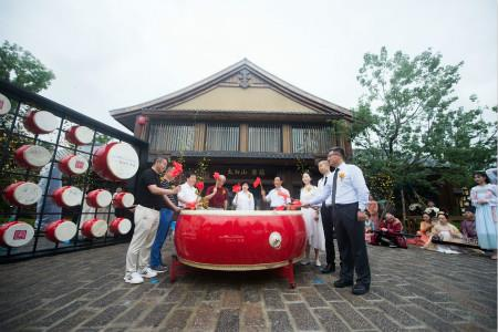 6月26日 太白山·唐镇新唐风生活方式发布 美好生活即刻绽放