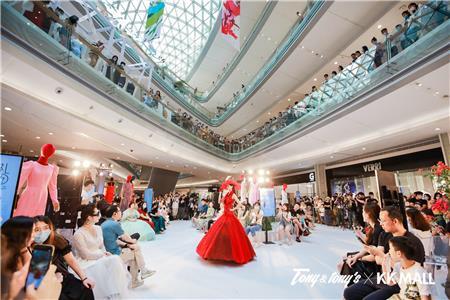 线礼40th深圳特区成立40周年艺术展在KK MALL启幕