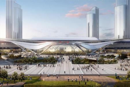 国铁保利66亿元摘东莞虎门高铁站TOD地块 建面约105万㎡