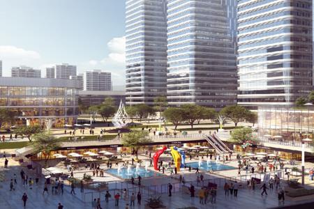 保利联手华美打造香雪未来城 项目建筑面积达46万㎡