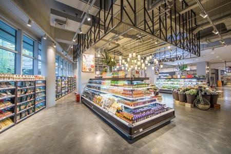 2019年中国超市百强榜单出炉:华润万家居首位、盒马鲜生销售增长最快