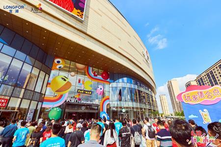 华东商业6月大事件:南京龙湾天街开业 华为全球最大旗舰店亮相