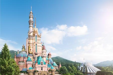 香港迪士尼乐园7月15日起暂时关闭 恢复营业未满1个月