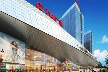 安庆首座万达广场来了!购物中心建面不少于9万㎡