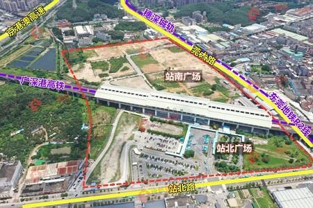 2020上半年东莞土拍:23宗商住地块揽金402亿 两大TOD项目引关注