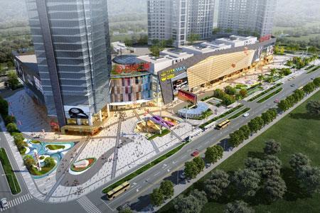 福州福清即将迎来全国首创1个商圈2座万达广场