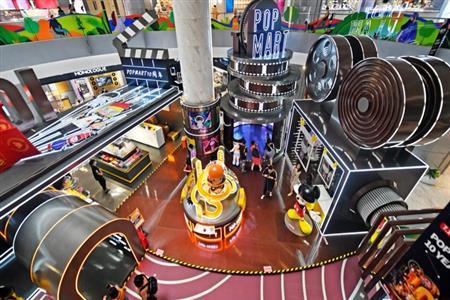 """购物中心打造个性标签 主题IP展成场景思维""""重头戏"""""""