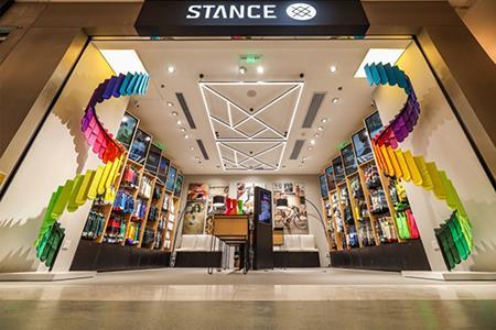 STANCE首家品牌体验店登陆魔都 坐标港汇恒隆广场