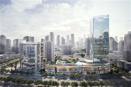 湖北2020年下半年拟开业19个项目 约163万㎡将入市!