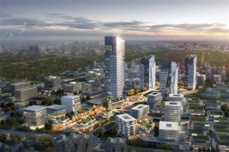 时代中国65亿拿下佛山超22万巨无霸地块 将打造时代未来小镇