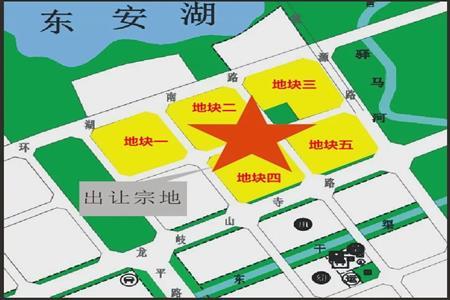 华侨城7.71亿竞得龙泉驿东安湖片区137.42亩商住用地