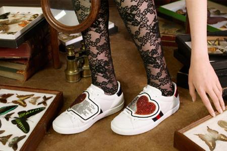 Gucci推出虚拟试鞋功能且自带滤镜