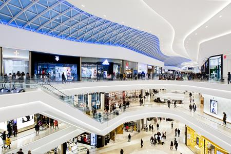 2020年上半年广州购物中心租金下滑1.3% 下半年或有18个新项目开业