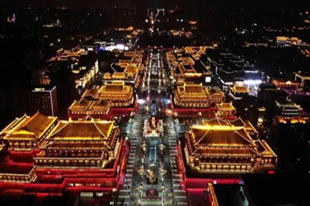 十年大发展,西安的文旅项目创新升级在路上