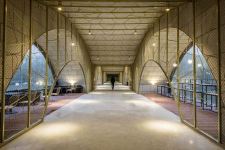 维他幸运桥设计欣赏,一个情感的寄托!