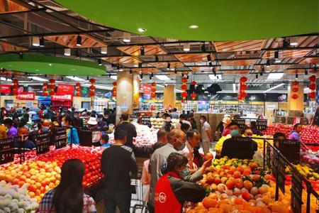 永辉超市西藏首店8月8日开业