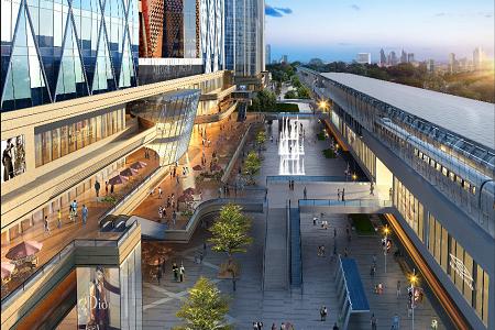 深圳6号线、10号线沿线代表性地铁商业项目汇总