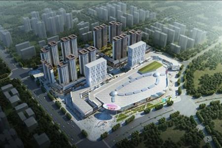 彭州万达广场正式开建,预计后年开业