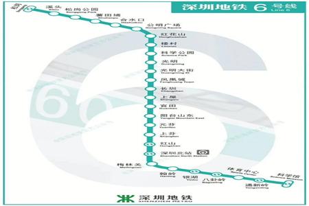地铁6号线10号线确定8.18正式载客运营 沿线30个商业项目迎利好