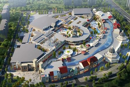无锡14年烂尾楼重启:无锡悦尚奥特莱斯今日动工、预计2021年开业