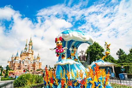 上海迪士尼乐园提升每日承载量 8月24日起不再需要预约进场