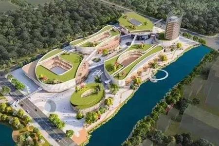 泰兴凤栖奥特莱斯购物公园签约落地 预计今年10月开工建设