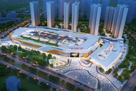 """黄石迎来""""双万达""""时代 下陆万达广场预计2021年开业"""