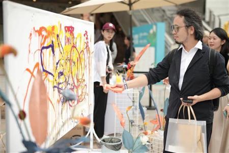 竞赛发布丨邀您发挥创造力 打造顺城花园式购物中心