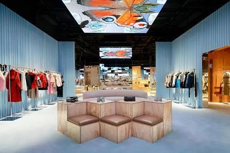 Burberry与腾讯合作,在深圳开出首家社交零售店
