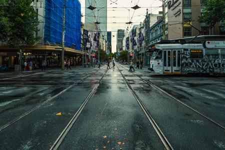 澳大利亚二季度零售销售下跌3.4% 创20年来最大降幅