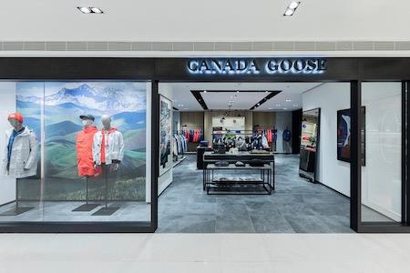 Canada Goose加拿大鹅杭州首店落址杭州大厦,传承60逾年来的品牌文化与北境精神