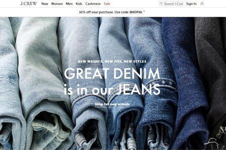 逆势复苏!美国时装品牌J.Crew摆脱破产困境
