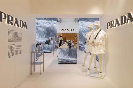 Prada中国销售额强劲复苏 年初至今销量已超2019年全年