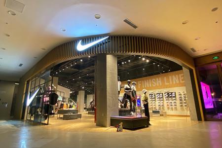 安徽最大耐克店入驻银泰 9月19日正式开业