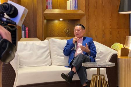 丁佐宏:振兴东北,民族品牌在路上!